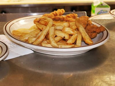 Eggs-and-fries-and-chicken-fried-steak