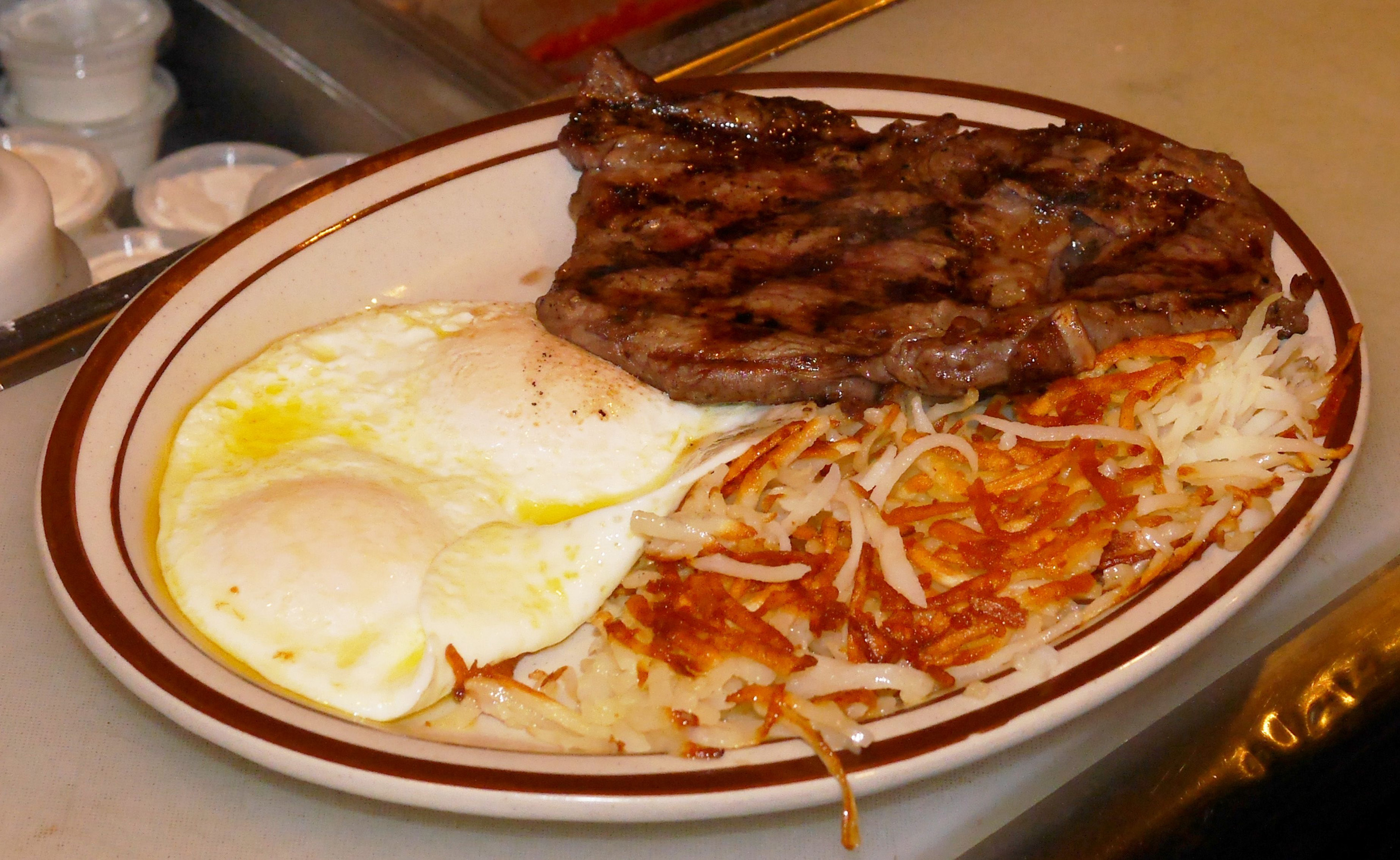 Visit Allen Cafe for All Day Breakfast and Lunch